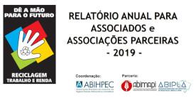 Relatório DAMF 2019
