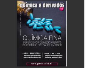 O setor de saneantes na Revista Química e Derivados