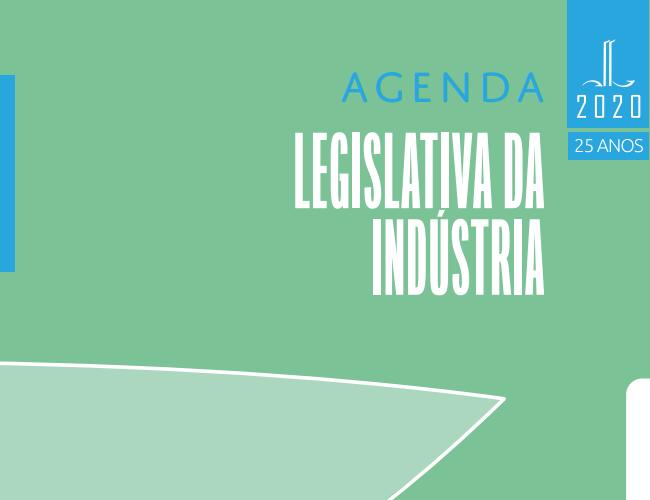 25ª edição da Agenda Legislativa da Indústria