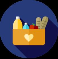 Mais de 1.000 toneladas de produtos de limpeza em doações