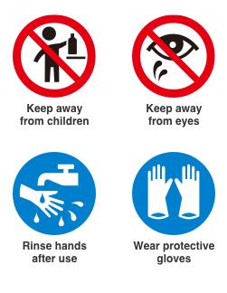 ANVISA Alerta: cresce intoxicação por produtos de limpeza