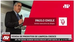 Entrevista de Paulo Engler para Jovem Pan