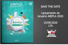Lançamento do Anuário ABIPLA 2020 – 15/Set