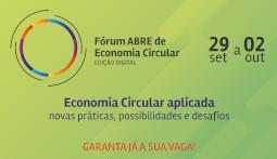 Fórum ABRE de Economia Circular