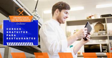 Unilever PRO cria plataforma gratuita de conteúdos para ajudar na limpeza e higienização dos restaurantes
