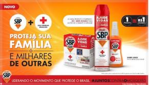 Marca de repelentes e inseticidas SBP lança linha de produtos para apoiar ações de combate à dengue
