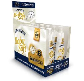 Com embalagem prática e fácil de ser carregada na bolsa, Baby Soft anuncia Sem Passar 100ml