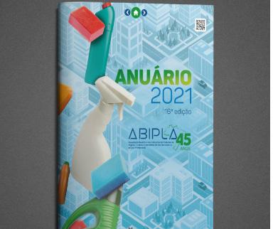 Anuário 2021 – 45 Anos da ABIPLA